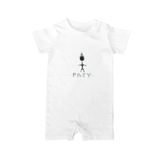 Pa~ty~ Baby rompers
