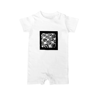 atton girl Baby rompers