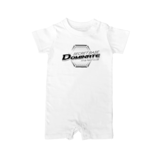 SBD SIMPLE LOGO 01 Baby rompers