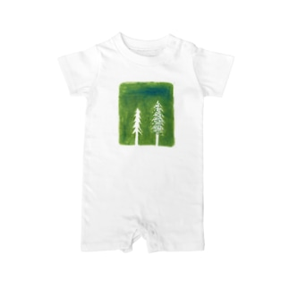 tree Baby rompers