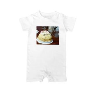 クリスマスケーキ Baby rompers