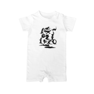 OW STOREのダイナソーズ Baby rompers