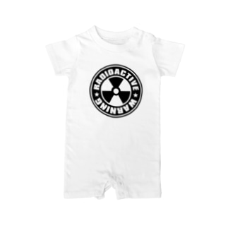 Radiation_S Baby rompers