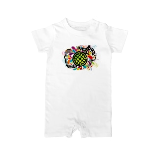 THE_WORLD_IS_MINE Baby rompers
