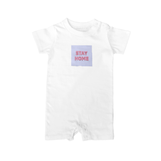 Mofkisses  🍮のStayhome Baby rompers