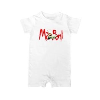 Manpeni Originals Baby rompers