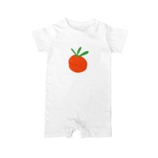 プチトマト Baby rompers