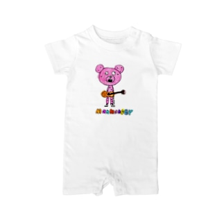 manmancer official goods Baby rompers