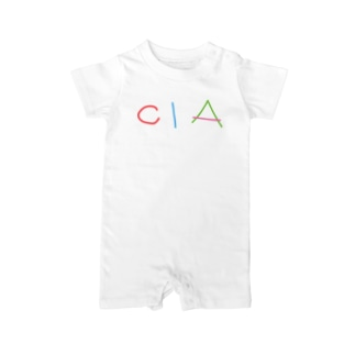 CIA Baby rompers
