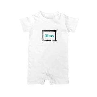 filmsのfilms baby  Baby rompers