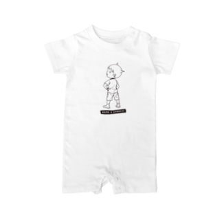 CUTE & CYNICAL Baby rompers