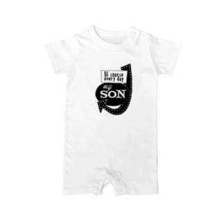 Son Baby rompers