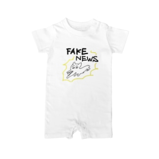 FAKE NEWS Baby rompers