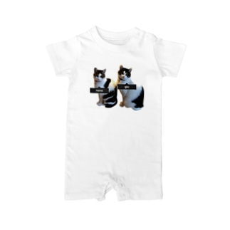 Adopt Me!【幸せを掴んだ猫】Gin & Nene Baby rompers