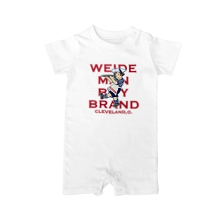 WEIDEMAN BOY BRAND Baby rompers