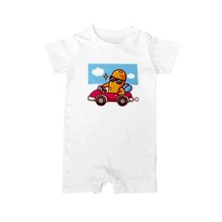 シュール・ザ・ニンジン/ドライブ Baby rompers