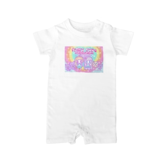 fairy type NAMACOLOVE Baby rompers
