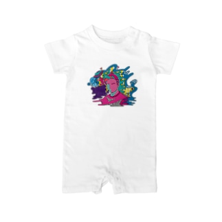kai 『Showy』 Baby rompers