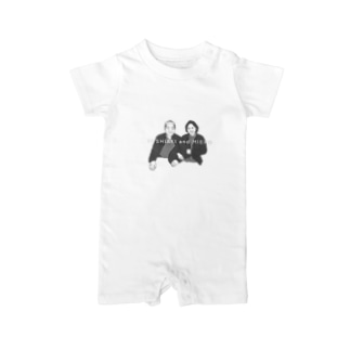 YM_bw Baby rompers