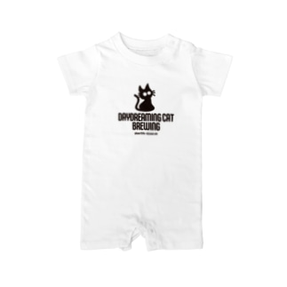 DaydreamingCatBrewing_logo Baby rompers