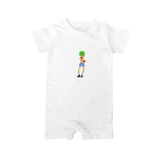 3代目【任意】 Baby rompers