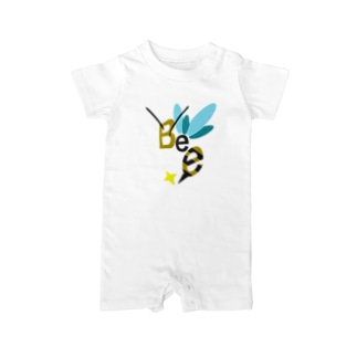 Bee(蜂) Baby rompers