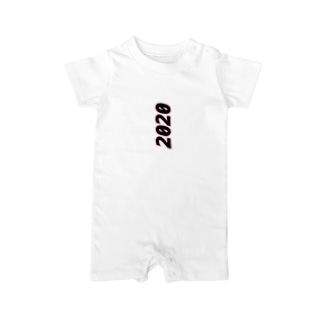 2020 Baby rompers