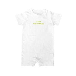 FUN COMPANY Baby rompers