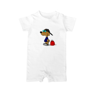 Dog's Nose Baby rompers