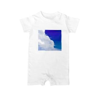 SORA-2019- Baby rompers