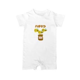 蜂蜜Tシャツ Baby rompers