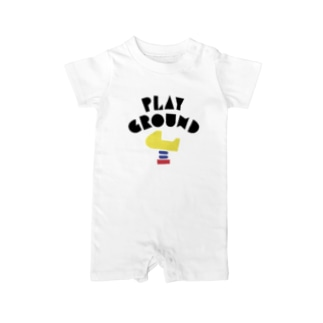 PLAY GROUND Baby rompers