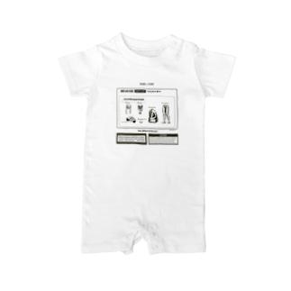 []JKC-v2-12S]AssemblyGuide Baby rompers