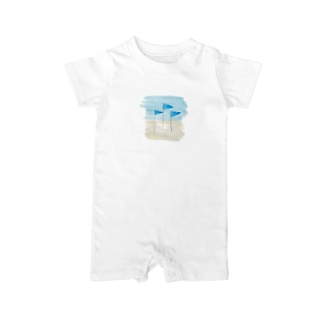 sea Baby rompers