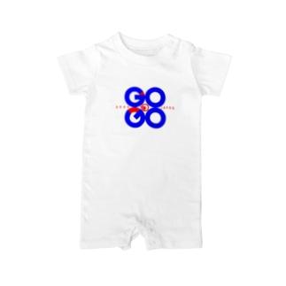 GOJO Series Baby Rompers