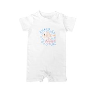 【1周年】yukarinさんデザイン Baby rompers