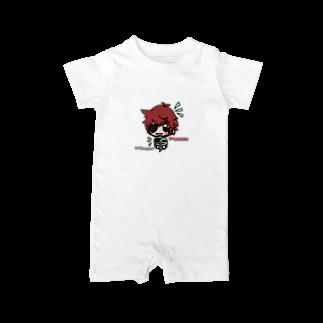 蛇ノ目さん@ただのゲーム好きの蛇ノ目とツチノメ Baby rompers