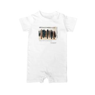ART T-shirt 01 Baby rompers