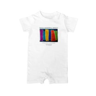 ART T-shirt 04 Baby rompers
