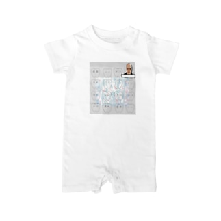 THE鉢屋 Baby rompers