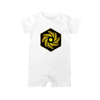 RE:SHONIN メダル Baby rompers