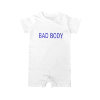 BAD BODY Baby rompers