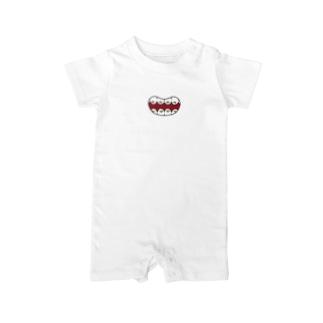 歯 Baby rompers