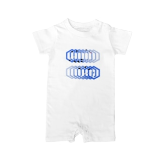SURF RING Baby rompers