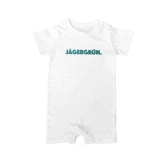 Jägergrün. by mincora. Baby rompers
