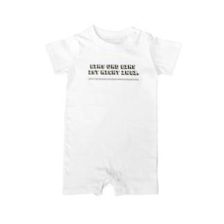 EINS UND EINS IST NICHT ZWEI. by mincora. Baby rompers