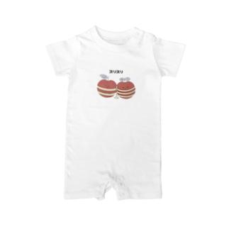 【アメリンゴ】 スリリンゴ Baby rompers