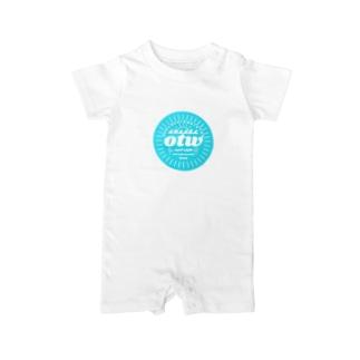 otw beach DAISUKI logo 2  Baby rompers