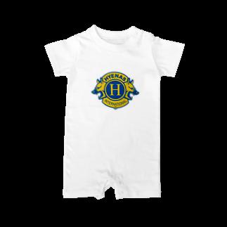 ハイエナズクラブのハイエナズクラブロゴ(2016) Baby rompers