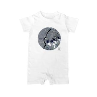東京都 墨田区 ベイビーロンパース Baby rompers